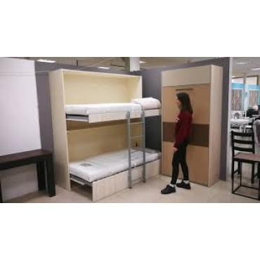 OPTIMA H — Смарт-ліжко трансформер, горизонтальна